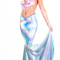 Mermaid Elegance Skirt