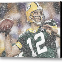 Green Bay Packers Aaron Rodgers Quotes Mosaic INCREDIBLE