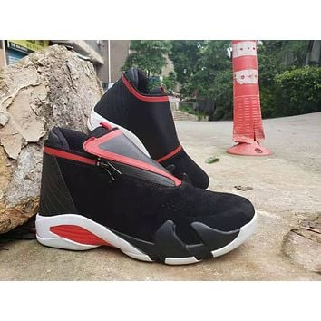 Jordan Jumpman Z Black Red inspired by the Air Jordan 14 - Best Deal Online