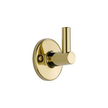 Delta Universal Showering Components Faucet Trim with Lever Handles (Polished Brass)