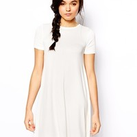 ASOS Swing Dress With Short Sleeves