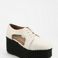 Urban Outfitters - Jeffrey Campbell Clinton Oxford Flatform