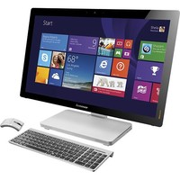 "Lenovo - IdeaCentre 27"" Touch-Screen All-In-One Computer - 8GB Memory - 1TB Hard Drive"