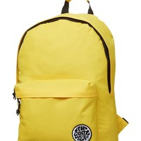- WETSUIT DOME BACKPACK 16L BY RIP CURL IN YELLOW