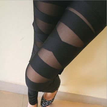 2013 HOT ! Fashion high quality women leggings for lady leggings pants & FREE SIZE