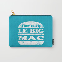 Pulp Fiction - Le big mac Carry-All Pouch by g-man