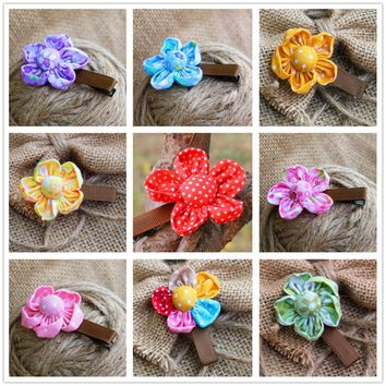 kawaii princess hair pin ornament hairpin decorations barrette accessories for children girl hair snap clip headdress headwear
