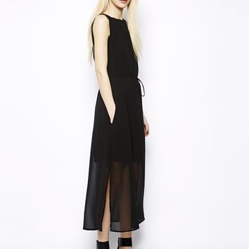 Monki Exclusive Maxi Dress