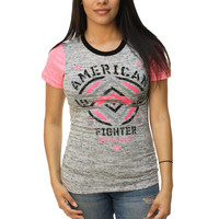 American Fighter Women's Hazelden Short Sleeve T-Shirt