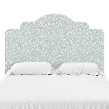 Stars Confetti Headboard Decal