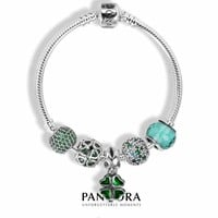 Beauty Ticks Pandora 925 Sterling Silver Inspiration Bracelet St0435