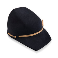 Felt Visor Hat , Men Felt Hat , Harry