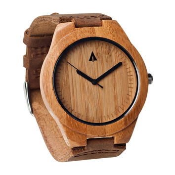 Wooden Watch // Boyd Small