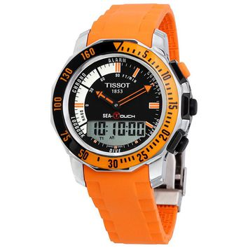 Tissot Mens Sea Touch Watch T026.420.17.281.03