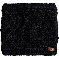 Roxy Winter Neck Warmer - Black