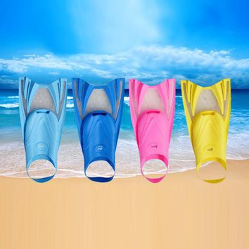 H812 Free shipping Children's flippers Children's short flippers Small flip swim swimming with frog webbed