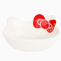 Hello Kitty Mini Bowl: Red Bow