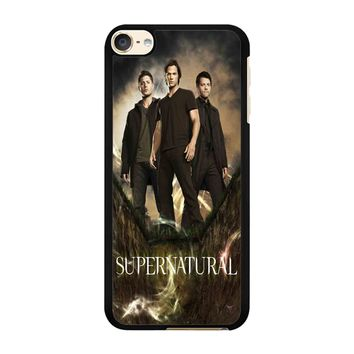 Supernatural Cinema iPod Touch 6 Case