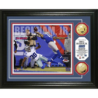 Odell Beckham Jr. inTD Catchin Gold Coin Photo Mint