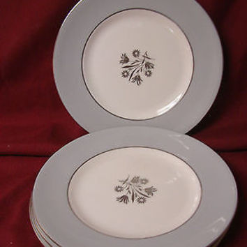 Royal Doulton, China Dinnerware Kingsmere, #H4909  (2) Salad plate