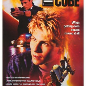 Gleaming the Cube 27x40 Movie Poster (1988)