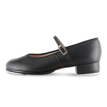 Adult Tap On Tap Shoe (Black)