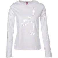Airplane National Aviation Day Airplane Pilot  Ladies' Long Sleeve Cotton TShirt