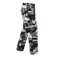 City Camo BDU Pants, Military Fatigues - Walmart.com