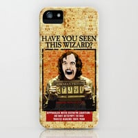Harry potter Sirius Black prisoners of azkaban most wanted apple iPhone 4 4s, 5 5s 5c, iPod & samsung galaxy s4 case by Three Second