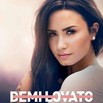 Demi Lovato Demetria Devonne Lovato Singer Songwriter Actress Author Philanthropist 12 x 18 Inch Quoted Multicolour Rolled Unframed Poster