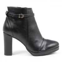 V 1969 Italia Womens Ankle Boot 6853 PRINCE NERO