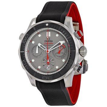 Omega Seamaster Diver 300 Chronograph Automatic Mens Watch 212.92.44.50.99.001