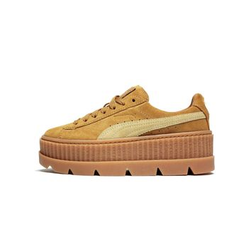 [FREE SHIPPNG] Puma x Fenty Women's Cleated Creeper Suede [366268-02]