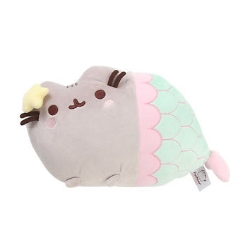 "Pusheen Mermaid 12"" Plush"