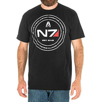 Mass Effect N7 Cadet Tee