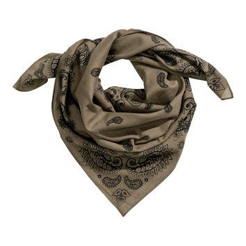 H&M - Cotton Scarf -