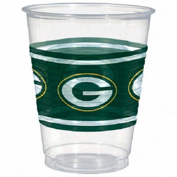 NFL Green Bay Packers Cups | x 25