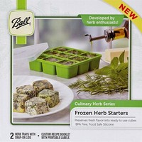 Ball® Frozen Herb Starters by Ball® at Fresh Preserving Store