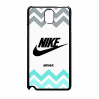 Nike Just Do It Chevron Samsung Galaxy Note 3 Case