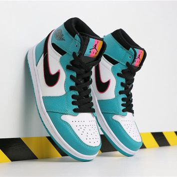 Air Jordan 1 Mid South Beach AJ1 Retro - Best Deal Online