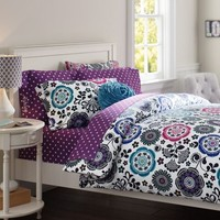 Fab Floral Duvet Cover + Pillowcases