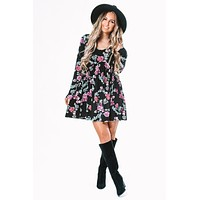 More Than You Know Dress: Multi