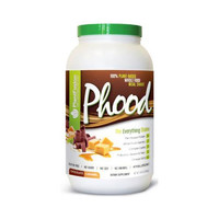 Plantfusion Phood Shake - Chocolate Caramel Powder - 31.8 Oz