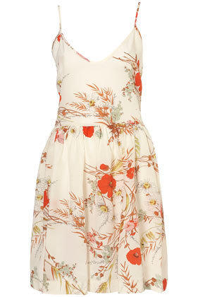 Poppy Skater Dress By Boutique - Dresses - Clothing - Topshop