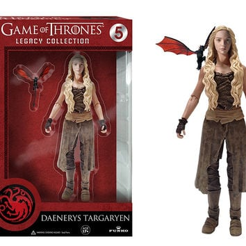 Funko Legacy Action: GOT - Daenerys Targaryen Action Figure
