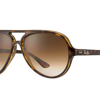 Ray-Ban CATS 5000 CLASSIC Tortoise , RB4125 | Ray-Ban® USA