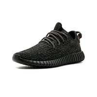 Real Yeezys Pirate Black addias boost with orginal box