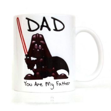 You Are My Father Changing Color Mug