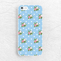 Polka dots Floral pattern phone case for iPhone 6 5s, Sony z1 z2 z3 compact, LG g2 g3 nexus 5, HTC one m7 m8, Moto x Moto g, cute case -P25