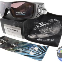 Oakley Batwolf Sunglasses OO9101-5527 Granite | Prizm Daily Polarized Lens